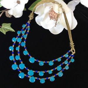 Mythologie Beaded Necklace